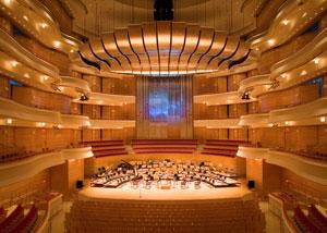 2007 Q Award Recipient: Renée and Henry Segerstrom Concert Hall