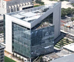 2010 Q Award Recipient: LAPD Police Administration Building